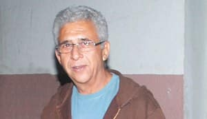Naseeruddin Shah interview: I don't like being massaged by strangers!