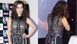 Is Sophie Choudry protecting herself from dengue?