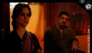Shootout At Wadala: Kangna Ranaut plays a typical housewife to goon John Abraham