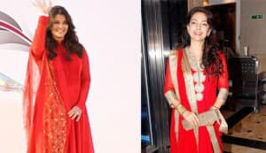 Juhi Chawla and Aishwarya Rai Bachchan steal the show!