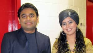 Rahman is like God: 'Rockstar' singer Harshdeep Kaur
