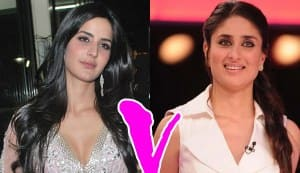Katrina Kaif vs Kareena Kapoor: New endorsement war!