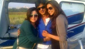 In Focus: Shahrukh Khan, Deepika Padukone and Farah Khan bond again!