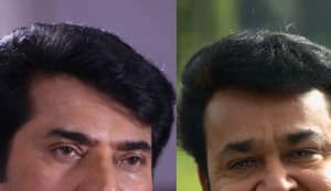 Mammootty and Mohanlal clash at the box office on Christmas