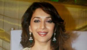 Madhuri Dixit's Bollywood entry will have to wait