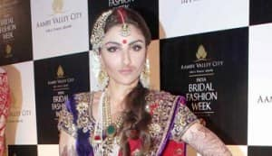 Has Soha Ali Khan grown a moustache…really?