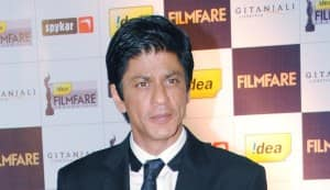 Shahrukh Khan: At an award function, the honour should become more important than the honoured
