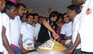Sudeep announces Chakravyuha on his birthday