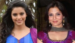 Hongey Judaa Na Hum: Deepshika Nagpal quits the show on account of Aamna Sharif