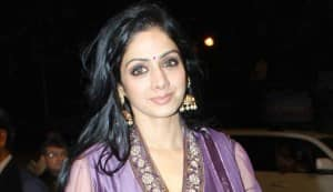 Sridevi's English Vinglish a rage with women in smaller towns