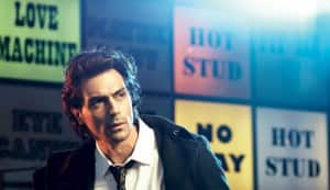 Arjun Rampal on the cover of Hi! Living