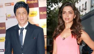 Karan Johar b'day bash: Shahrukh Khan and Deepika Padukone dance like no one's watching!