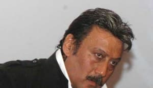 Who will launch Jackie Shroff's son?