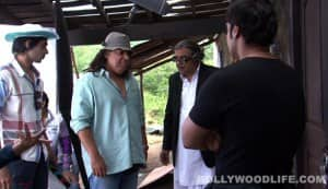 Himmatwala making 5: Ajay Devgn and Sajid Khan have a crazy time shooting in Hyderabad!