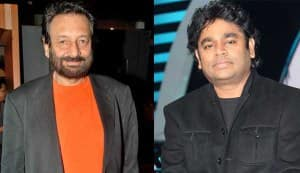 Shekhar Kapur and AR Rahman come together to launch Qyuki