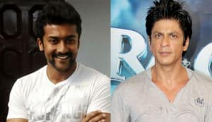 Shahrukh Khan, Suriya to brush shoulders with international stars at IFFI Goa