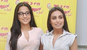 AIYYAA song Dreamum wakeupum: Is Rani Mukerji copying Vidya Balan?