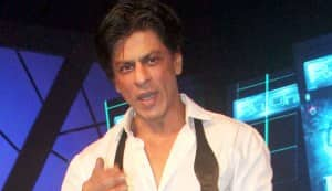 Shahrukh dedicates 'RA.One' music to Yash Johar and Bobby Chawla