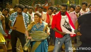 Ganesh Acharya and Saroj Khan stop Remo D'Souza and Prabhu Deva from drinking alcohol