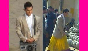 Aamir Khan wears a skirt…so well!