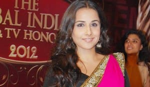 Has Vidya Balan finally admitted to her relationship?