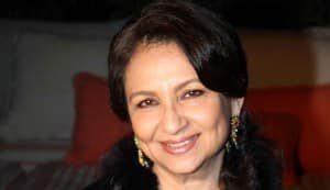 Sharmila Tagore to mix polo with films!