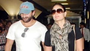 Have Saif Ali Khan's relatives boycotted his wedding to Kareena Kapoor?