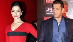 Is Deepika Padukone in Salman Khan's Kick?