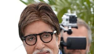 Did Amitabh Bachchan get anything to eat at the opening gala dinner of the 66th Cannes International Film Festival?