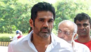 Sunil Shetty is back in action!