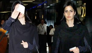 Katrina Kaif asks the paparazzi to leave her alone