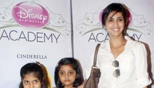 Kajol Devgn, Raveena Tandon, Maria Goretti spotted at Disney Princess Academy launch