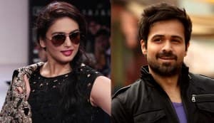 Emraan Hashmi and Huma Qureshi lock lips in Ek Thi Daayan