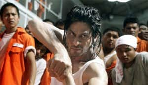 Did Shahrukh Khan really get dirty for 'Don 2′?