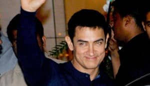 Is Aamir Khan saying that he's No.1?