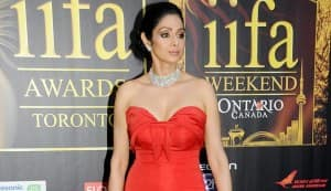 Sridevi's imperfect English impresses Canadians!