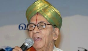Playback singer PB Srinivas passed away