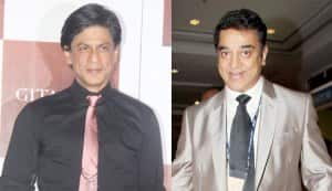 Kamal Haasan chooses Shahrukh Khan over Salman Khan for south remake