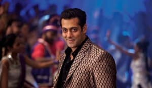 ISHKQ IN PARIS song Kudiye di kurti: Salman Khan comes to Preity Zinta's rescue
