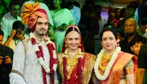 Esha Deol and Bharat Takhtani wedding: view pics!