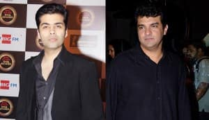 Karan Johar and Siddharth Roy Kapur feel Rs 1,000 crore film is an achievable target