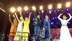 Shahrukh Khan, Katrina Kaif, Preity Zinta and Ali Zafar rock Temptations Reloaded Muscat concert: View pics!