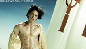SRK takes time off – to get in shape?