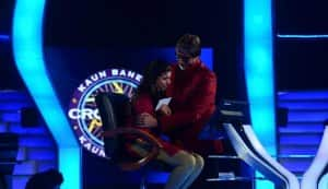 Is KBC 6 getting too emotional for Amitabh Bachchan?