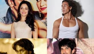 Sushant Singh Rajput, Tamannaah, Tiger Shroff, Siddhanth Kapoor – Who will make the most rocking debut in Bollywood?