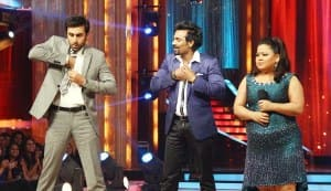 JHALAK DIKHHLA JAA 5: Is Ranbir Kapoor trying to ape Karan Johar?
