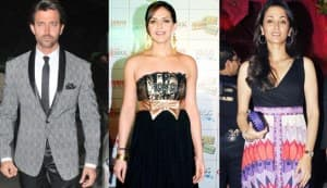 Hrithik Roshan, Esha Deol, Gayatri Joshi: It's dirty water for all!