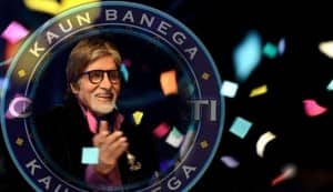 Amitabh Bachchan's birthday celebration on 'KBC 5′