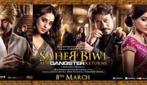 Saheb Biwi Aur Gangster Returns box office report: Irrfan Khan, Jimmy Shergill and Mahie Gill starrer is an unquestionable hit!