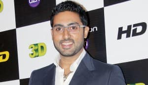 Abhishek Bachchan confirms Beti B's name is Aaradhya